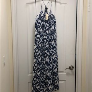 Forever 21 Patterned maxi dress